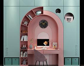 Furniture for a children 053 3D