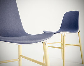 Sharky chair 3D