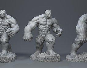 Hulk bruce banner 3D print model