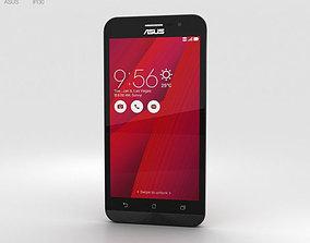 Asus Zenfone Go ZB500KL Glamour Red 3D model