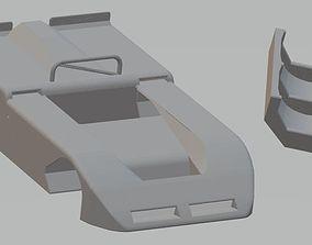 hobby Chaparral 2J Printable Body Car