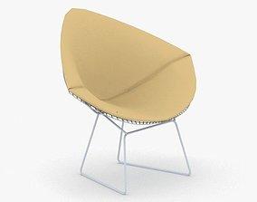 3D asset 0127 - Modern Chair