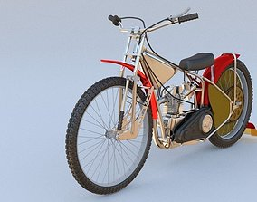 3D model Speedway Bike