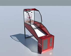 shooting 3D Arcade Basketball Game Machine