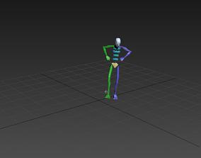 3D model backtuck
