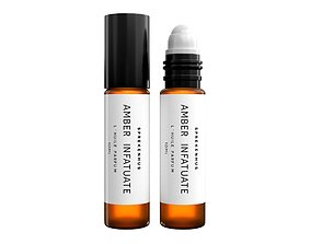 3D asset Sprekenhus Amber Infatuation L-Huile Parfum 10ml