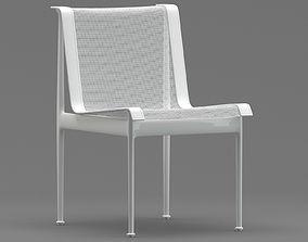 Hive Modern Richard Schultz 1966 Dining Chair 3D