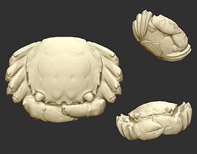a crab 3D printable model