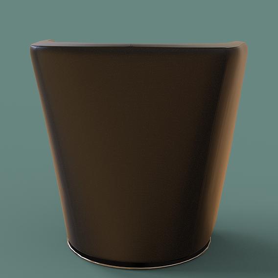 Intertime Chair 3D Model