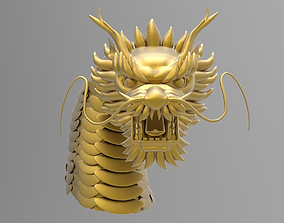 Chinese dragon 3D model