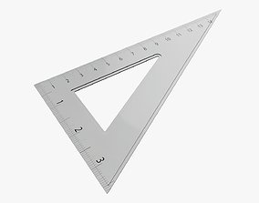 3D Ruler three-sided 01