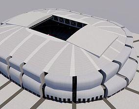 University of Phoenix Stadium 3D asset realtime