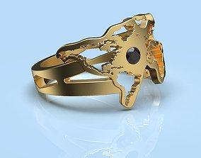 Ring world 3d model for printing