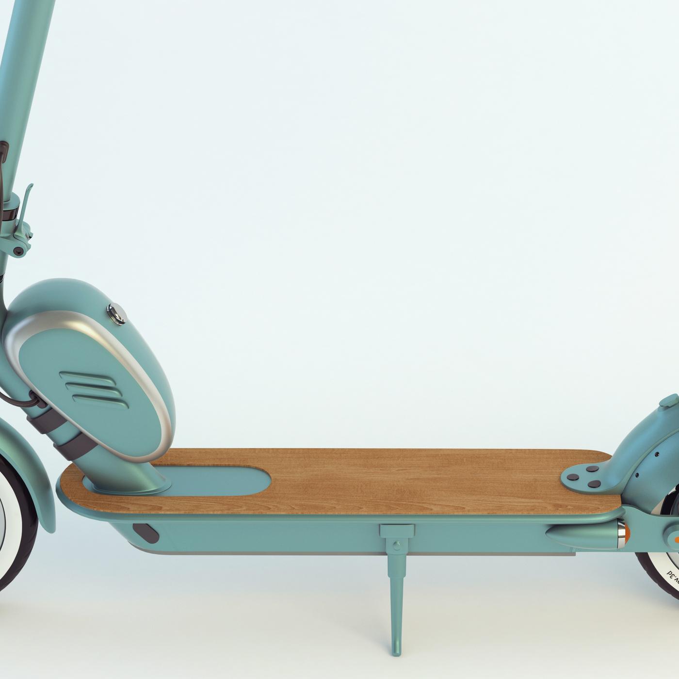 Scooter ( retro style design)