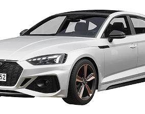 3D model Audi RS5 Sportback 2020