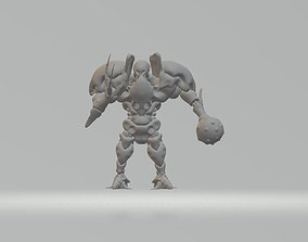 Mech Shock Trooper 3D print model