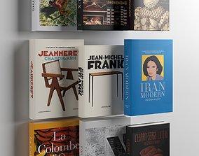 3D Books 07