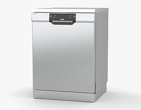 IFB Neptune SX1 Dishwasher 3D