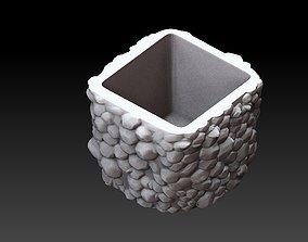 Extended pot 31 3D printable model
