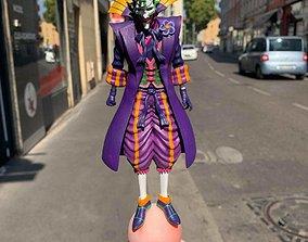 3D print model Lord Joker STL