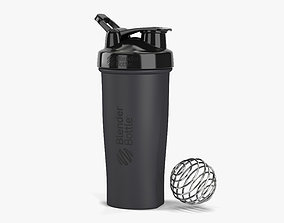 Blender Bottle 28oz 3D model