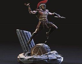 Assassins Creed Odyssey 3D print model
