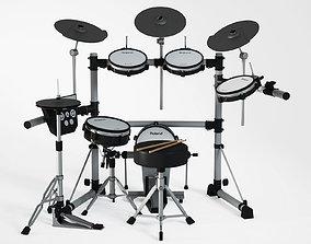 3D Electronic drum set