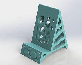3D printable model Crater Phone Holder 2