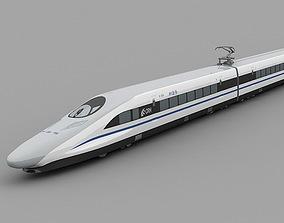 pullet train 3D