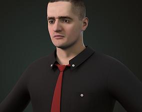 3D asset Vladimir