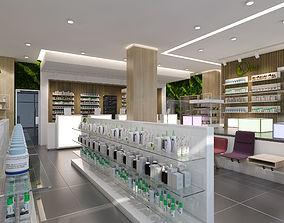 3D modern pharmacy
