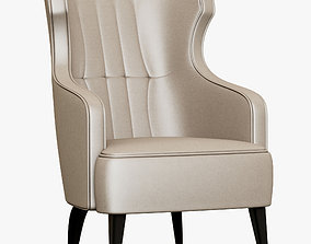 Brabbu IGUAZU ARMCHAIR 3D model