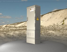 3D model Electrical Distribution Cabinet 95