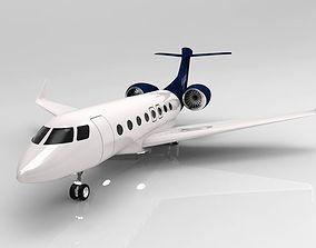 Gulfstream G650ER 3D