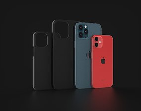 Apple Cases and Models of iPhone 12 All Models Official