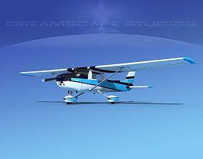 3D model Cessna 150 Commuter V02