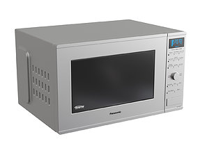 3D model Countertop Microwaves NN-SD681S