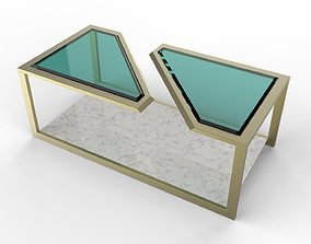 Coffee Table Pierre 3D
