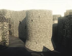 Medieval dwelling restoration in Greece 3D model
