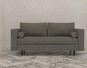 Modern sofa sofacloth 3D