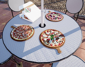 3D Pizza Italiana