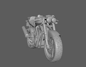 3D model suzuki street fighter