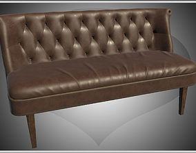 armchair02 3D asset