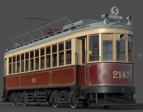 3D Tram KM
