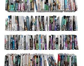 3D asset Book variation 2 1 journal