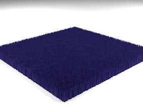 3D model Purple Carpet
