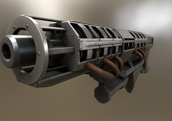 Railgun Design