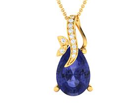 jewel diamond Women pendant 3dm render detail