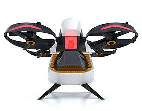 3D model Passegent drone
