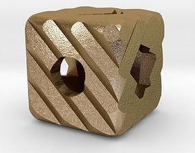 Dice gift 3D printable model